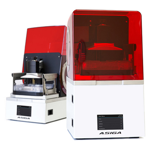 3D Tlačiareň ASIGA